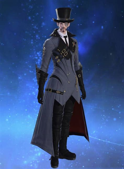 eorzea  augmented shire philosophers coat