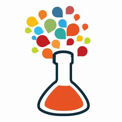 Chemistry Lab Education Session Graphicsprings Logos Grade