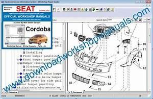 Seat Cordoba Workshop Repair Manual