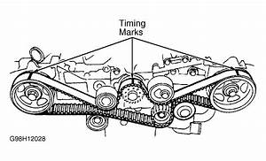 1999 Subaru Forester Serpentine Belt Routing And Timing