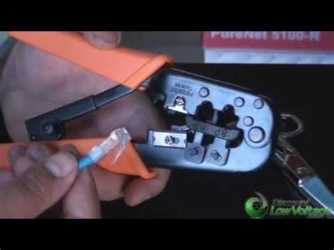 How Make Custom Lengths Cate Ethernet Patch Cables