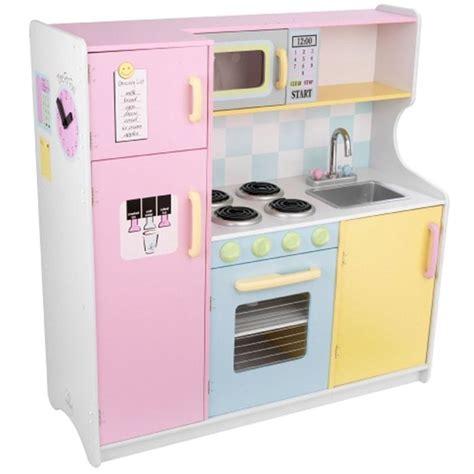 cuisine kidkraft occasion grande cuisine enfant kidkraft en bois achat vente dinette cuisine cdiscount
