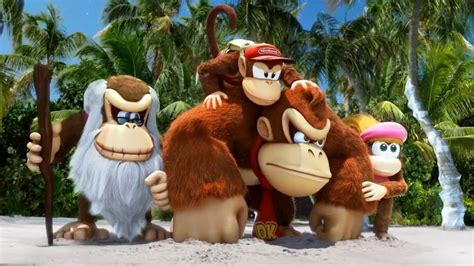 Donkey Kong Country Tropical Freeze Live Action Commercial