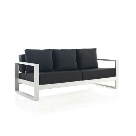 canape d exterieur canapé d 39 extérieur design 3 places brin d 39 ouest
