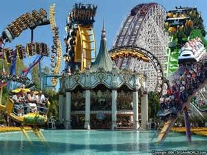 Best Halloween Attractions Los Angeles by Merry Go Round Picture Of Six Flags Great America