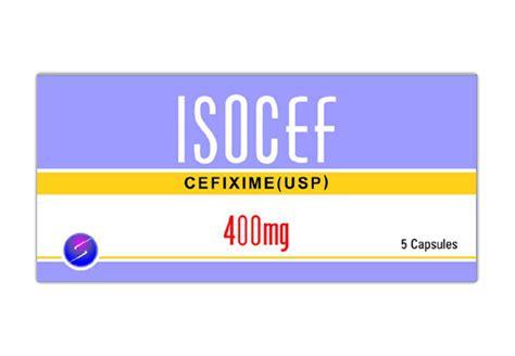 isocef ceftibuten  mg anthrop pharma