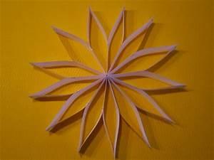 Sterne Zum Basteln : kreative sterne aus papier basteln ~ Lizthompson.info Haus und Dekorationen