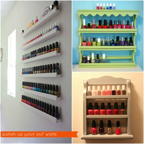 Spice Rack For Nail by Dedicated Storage Solutions For Nail Junkies Beaut Ie