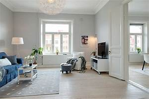 Décoration Appartement Moderne : d co appartement ancien moderne ~ Nature-et-papiers.com Idées de Décoration
