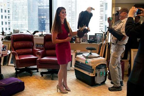 Hope Hicks and her boyfriend broke up due to President ...