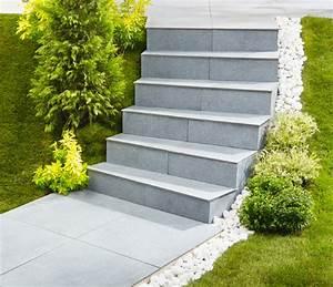 Escalier Helicoidal Exterieur Prix : escalier d 39 ext rieur en pierre modulesca carra france ~ Premium-room.com Idées de Décoration