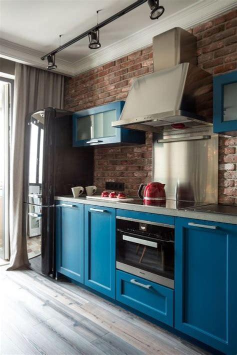 25 Timeless Brick Kitchen Backsplashes   ComfyDwelling.com