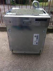 Siemens spulmaschine einbau dekorfahig in edingen for Spülmaschine einbau