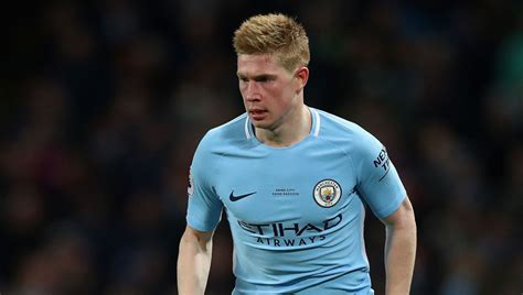 Kevin De Bruyne Believes Manchester City Could Resume ...