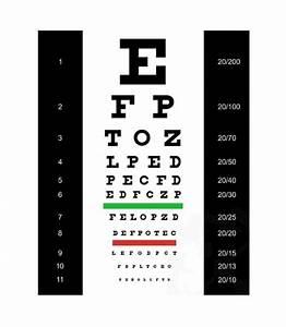 10 Foot Eye Chart Pdf Gt Akzamkowy Org