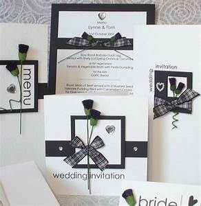 17 best images about wedding invitations on pinterest With traditional scottish wedding invitations