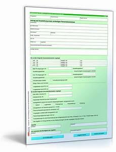 Personalausweis Kind Beantragen Einverständniserklärung : antrag vorl ufiger personalausweis formular zum download ~ Themetempest.com Abrechnung