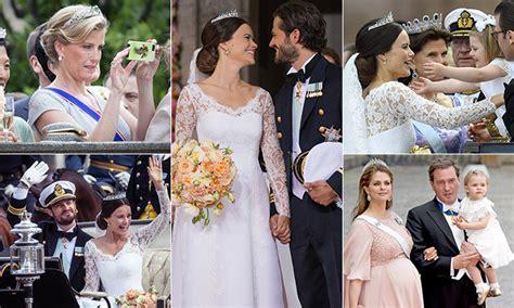Ulubione Zdjęcia I Nagrania Szwedzkiej Rodziny Królewskiej