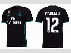 Camisas do Real Madrid 20172018 Adidas Mantos do Futebol