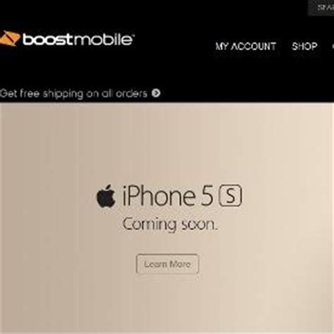 iphone 5 s boost mobile boost mobile to offer iphone 5s 5c on nov 8 news