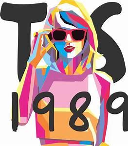 WPAP Taylor Swift 1989 by MadMota on DeviantArt