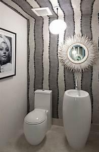 Plan De Toilette Bois : d co toilettes rustique ~ Dailycaller-alerts.com Idées de Décoration