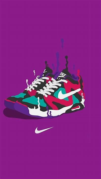 Nike Dope Wallpapers Shoes Iphone Wallpaperplay