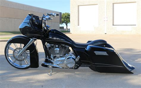 Custom Harley Bagger Parts