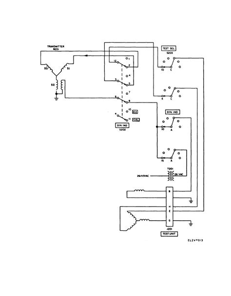 test l circuit transmitter test circuit schematic diagram of synchronous
