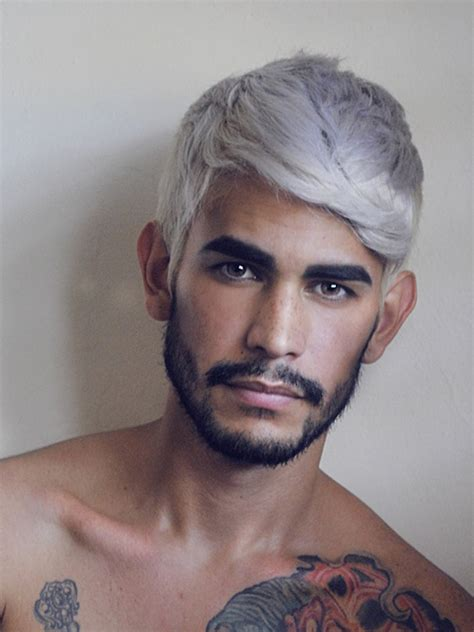 2014 Mens Hair Color Trends Pouted Online Magazine