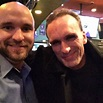 Met Peter Greene! Actor from Pulp Fiction, Usual Suspects ...