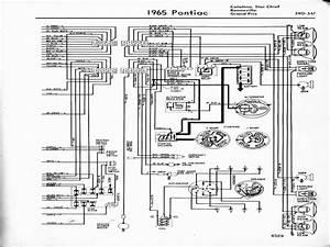 1965 Pontiac Bonneville Wiring Diagram