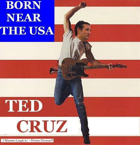 Meme Cruz - ted cruz born near the usa ted cruz know your meme
