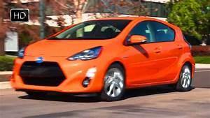 2015 Toyota Prius C Hatchback Hybrid Car Facelift Design