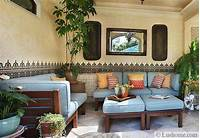 interesting moroccan patio decor ideas 20 Moroccan Decor Ideas for Exotic and Glamorous Outdoor Rooms