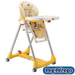 peg perego prima pappa diner high chair 2006 gold cube kitchen dining