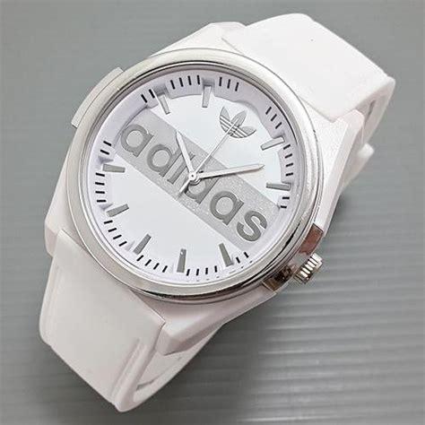 jam tangan cewek wanita adidas jam tangan wanita murah adidas putih delta shop indo