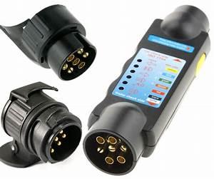 7  U0026 13 Pin Socket Car Van Trailer Towing Lights Wiring