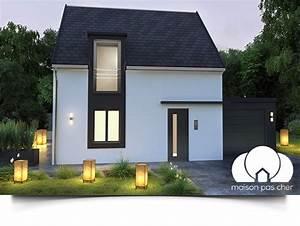construire sa maison pas cher constructeur low cost de With maison autoconstruction pas cher