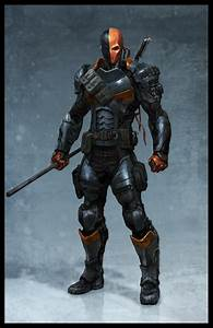 Help on Deathstroke - Cosplay.com