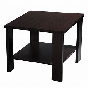end table modern square storage coffee wood living room With contemporary wood coffee tables and end tables