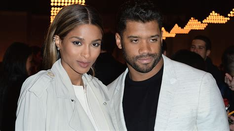 ciara russell wilson engaged pret  reporter