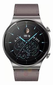 Here, Are, The, Details, And, Renders, Of, Huawei, Watch, Gt, 2, Pro, With, Wireless, Charging, Launch, At, Hdc