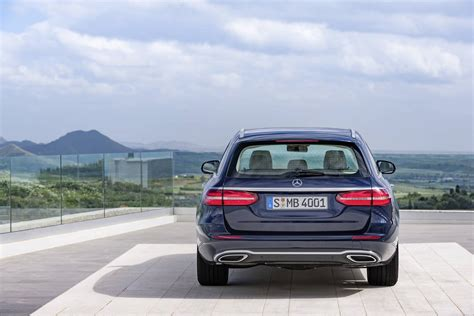 2017 Mercedes Benz E Class Estate Priced From 37935 In