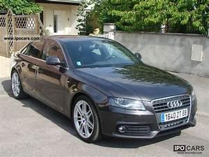 Audi A4 V6 Tdi : 2009 audi audi a4 2 7 tdi v6 car photo and specs ~ Medecine-chirurgie-esthetiques.com Avis de Voitures