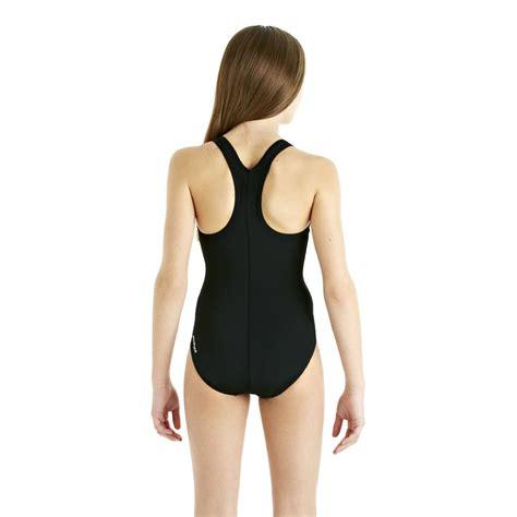 speedo endurance  racerback girls swimsuit