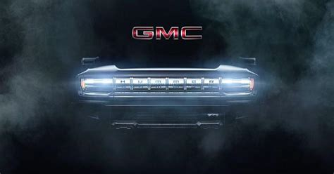 hummer ev gmc electric gm truck super motors vehicles general detroit introduces hp devine 1000 anticipated automaker announced debut mi