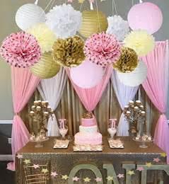 lanterns for wedding centerpieces wcaro mixed pink gold white party decor kit paper lantern