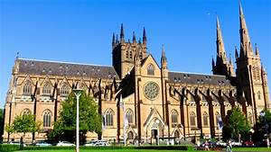 St Mary's Cathedral - Church in Sydney - Thousand Wonders