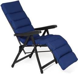 sedie sdraio pieghevoli sedie sdraio imbottite pieghevoli